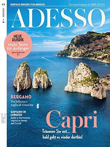 """Adesso - Italienisch lernen 7/2020 \""""Capri\"""""""