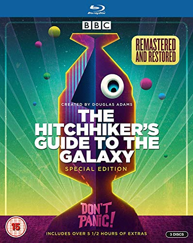 The Hitchhiker's Guide To The Galaxy Special Edition [Blu-ray] [2018]
