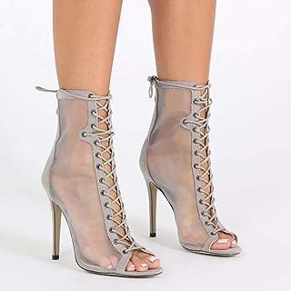 Ladies Sandals Breathable Sandals High Heels