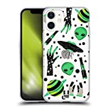Head Case Designs Alien Geisterhafte Nacht Soft Gel