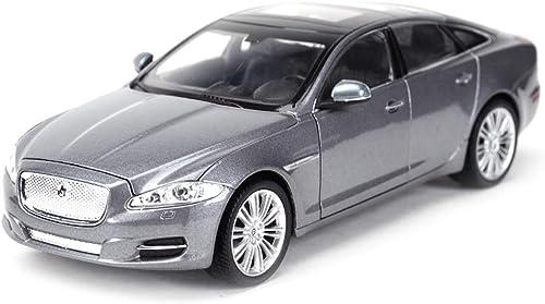 LICCC Auto Modell Auto 1 24 Mercedes Benz SLRJaguar XJ Form Simulation Legierung Druckguss Spielzeug Schmuck Sportwagen Sammlung Schmuck