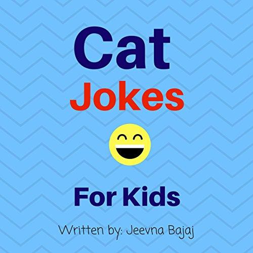 Cat Jokes: For Kids audiobook cover art