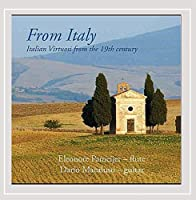 From Italy-Italian Virtuosi from the 19th Century