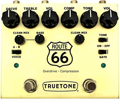 Truetone V3 Jekyll & Hyde · Pedal guitarra eléctrica
