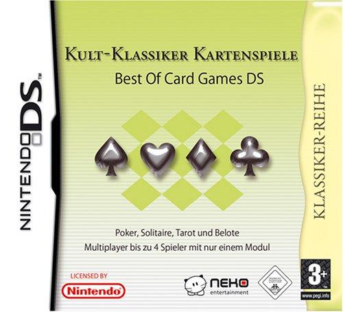 Kult - Klassiker Kartenspiele - Best of Card Games - [Nintendo DS]