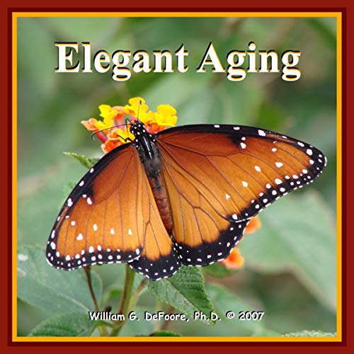 Elegant Aging audiobook cover art