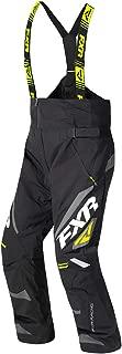 FXR Mens Adrenaline Pant (Black/Charcoal/Hi Vis, Large)