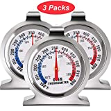 Best Oven Thermometers - In OvenThermometer Oven Grill Fry Chef Smoker Thermometer Review