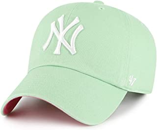 '47 MLB New York Yankees Ball Park Clean Up Adjustable Hat, Adult One Size Fits All
