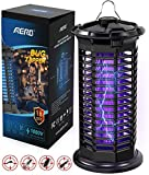 Aerb Mosquito Killer Lamp Bug Zapper, Electric Insect Killer UV Light Trap, 1000V