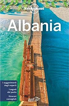 Albania di [Luigi Farrauto, Piero Pasini, Lonely Planet]