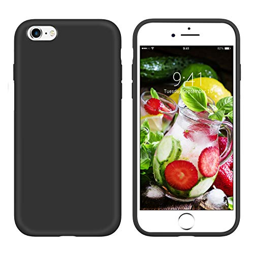 YINLAI Coque pour iPhone 6S iPhone 6 Coque en silicone fine fine ...