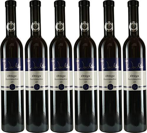 Wachter Ortega Beerenauslese 0,5 L 2014 Edelsüß (6 x 0.5 l)