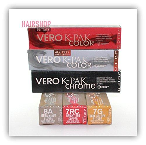 Joico Vero K-Pak Color 9RG (Light Red Gold) (Chemische Haarfärbungen)