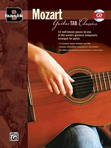 Basix® Guitar TAB Classics: Mozart (incl. CD) (Basix R)