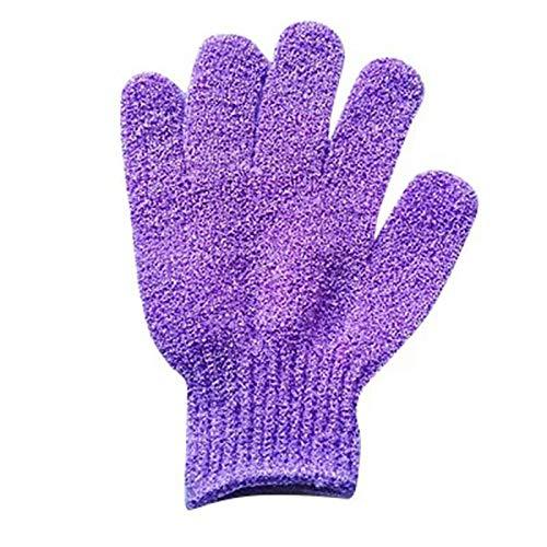 WWWL Cepillo para el cuerpo, 2 piezas, pelar exfoliante, guantes de ducha, cepillo para el cuerpo, toalla de baño, guantes de exfoliación para el cuerpo, esponja de baño, spa, ducha, 2 unidades