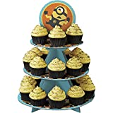 Wilton Despicable Me 3 Minions Cupcake Stand, Assorted