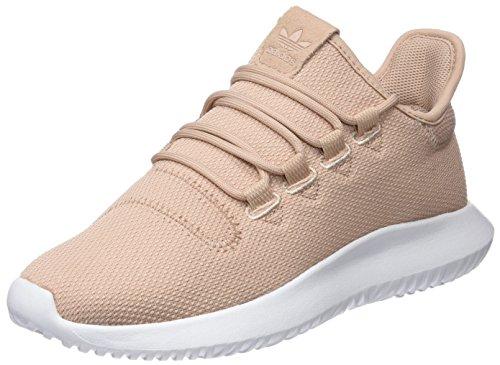 adidas Unisex-Kinder Tubular Shadow Sneaker, Beige (Percen / Grivap / Ftwbla 000), 38 EU
