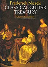Frederick Noad's Classical Guitar Treasury: Duets and Ensembles