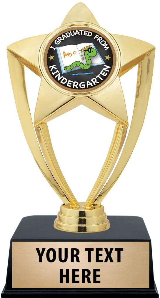 Crown Awards Kindergarten Graduation Engrav Custom Ranking TOP14 Trophies 2021 spring and summer new with