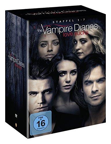 The Vampire Diaries - Die kompletten Staffeln 1-7 (exklusiv bei Amazon.de) [Limited Edition]