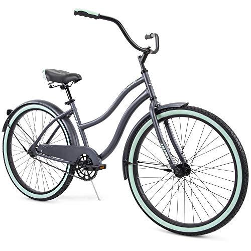 Huffy 26'' Cranbrook Women's Comfort Cruiser Bike Gray