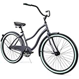 Huffy 26'' Cranbrook Women's Comfort Cruiser Bike Gray