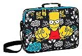 Los Simpsons 2018 Rucksack  38 cm  6 liters  Mehrf