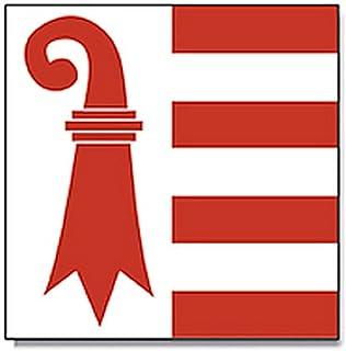 BOFA Schweiz Kleinflagge 90x60cm mit Holzstab