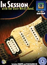In Session with the Dave Weckl Band - Guitar (Book & CD)