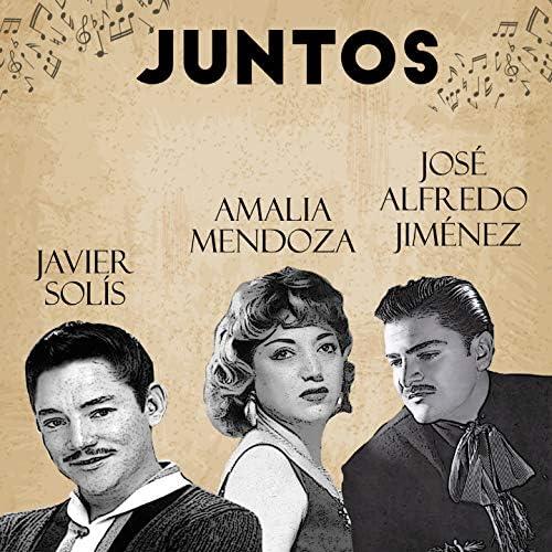 Amalia Mendoza, José Alfredo Jiménez & Javier Solis