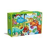 KING JUGUETES Puzzle Dinosaurios de la Prehistoria, puzle de 180 Piezas, Juego Educativo y Creativo, Rompecabezas para niños y niñas a Partir de 3 años