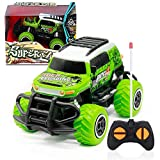 RC Car Toys for 3 Year Old Boys,Remote Control Car for Boys 4-7 RC Trucks for 3 4 5 6 7 8 Year Old boy Gifts 2020 Newest Mini RC Cars Birthday Gifts for 3 Year Old Boys Green