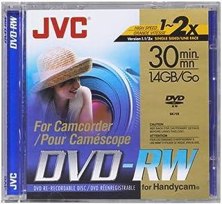 JVC VDW14DU Mini DVD-RW Camcorder Disc (Discontinued by Manufacturer)