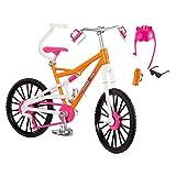 Barbie Camping Fun Bicycle Bike Set