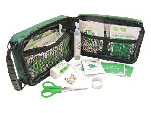 Scan Household & Burns First Aid Kit C/Case