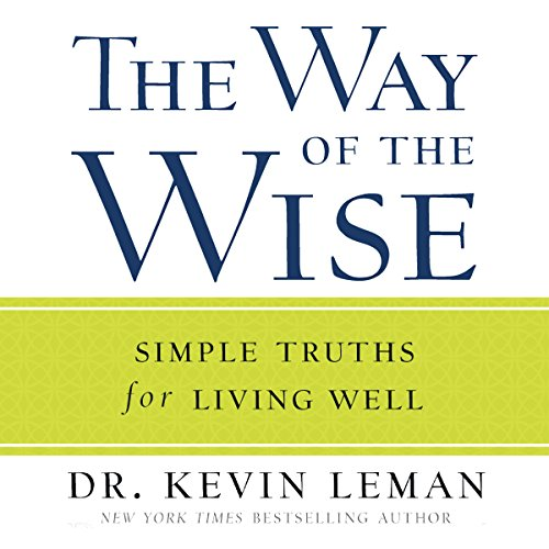 The Way of the Wise audiobook cover art