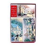 ホールマーククリスマスボックス版カード