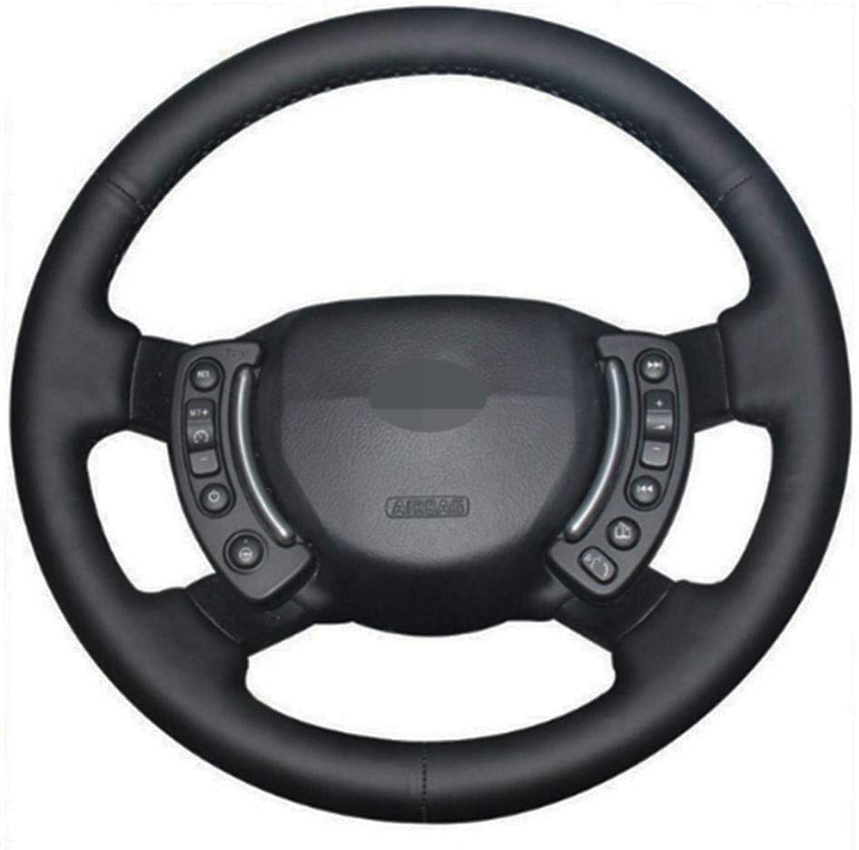 Quality inspection MDHANBK DIY Hand-Stitched Car Steering Accessories B Wheel shopping Cover