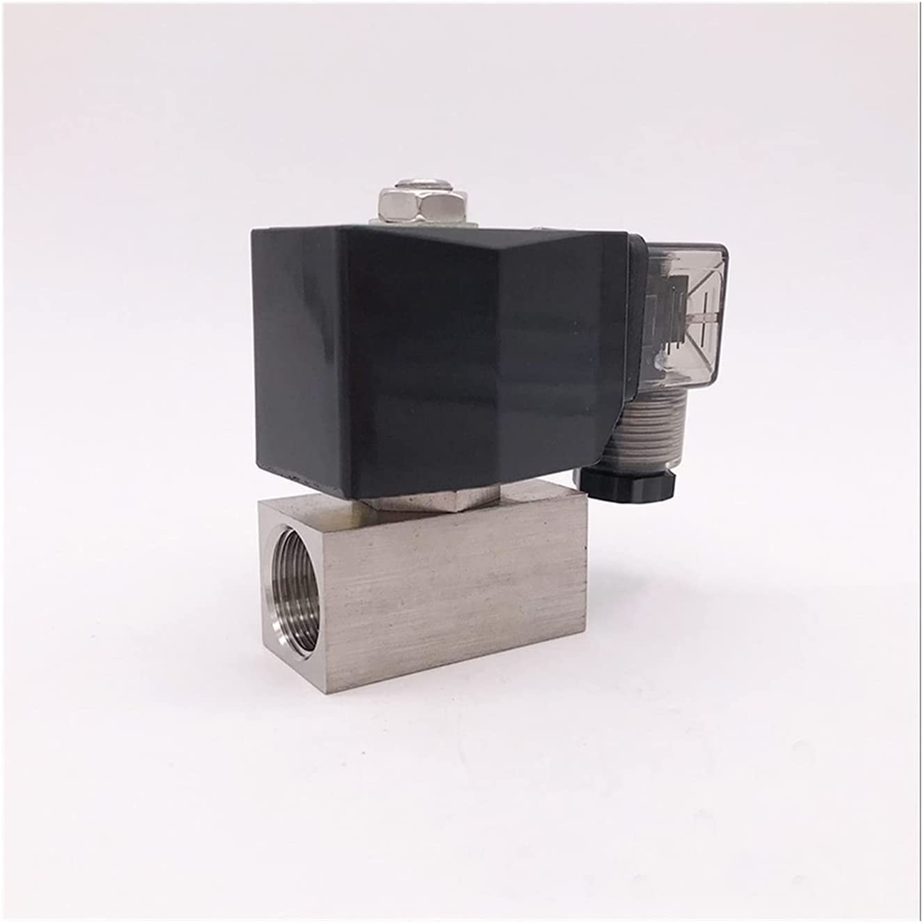 BAIJIAXIUSHANG-TIES Valves Fittings Solenoid DC12 2inch 1 Valve Detroit Manufacturer direct delivery Mall