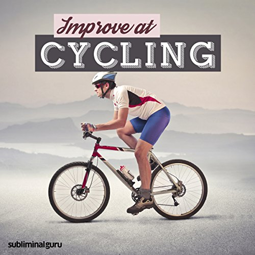 Improve at Cycling audiobook cover art