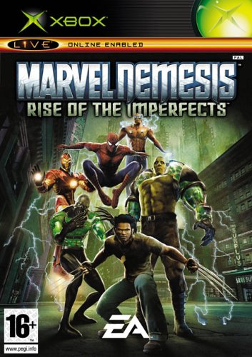 Marvel Nemesis: Rise Of The Imperfects (Xbox)