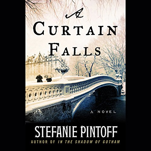A Curtain Falls cover art