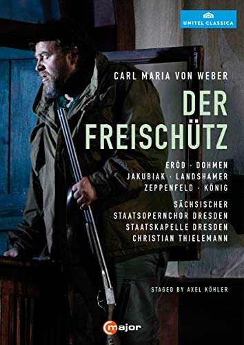 Weber: Der Freischütz (Semperoper Dresden, 2015) [2 DVDs]