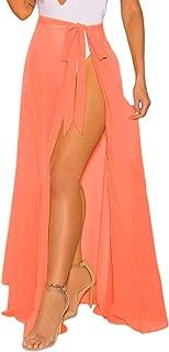 Best orange beach skirt Reviews