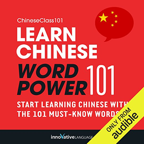 Learn Chinese: Word Power 101 Titelbild