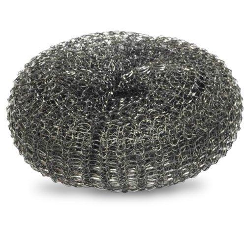 thechemicalhut - Confezione da 10 pagliette galvanizzate Tuffguy, 60 grm. Perfette per rimuovere macchie e sporco da griglie, barbecue, pentole e padelle in acciaio inossidabile.