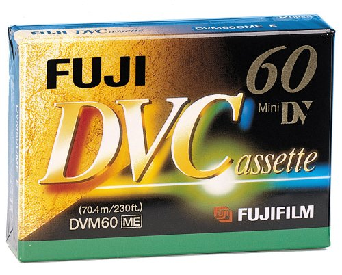 Fuji DVC Mini DV-Videocassette (60 Min)