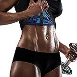 JITIFI Sauna Suit for Women Heat Trapping Weight Loss Slimming Sweat Workout Vest