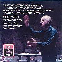 Leopold Stokowski Conducts Bartok, Barber, Schoenberg